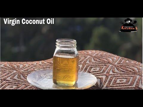 Virgin Coconut Oil / Urukku Velichenna -  Recipe  Malayalam Recipe With English Sub Title