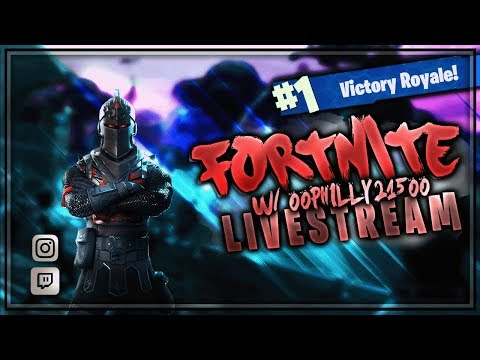 Playing With Viewers! (375+ Squad Wins) Fortnite Battle Royale Livestream!