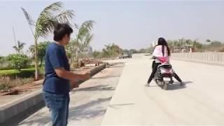 Indian Girls On Scooty | Ashish Chanchlani | ਕੁੜੀਆਂ ਸਕੂਟਰੀ ਤੇ 😂