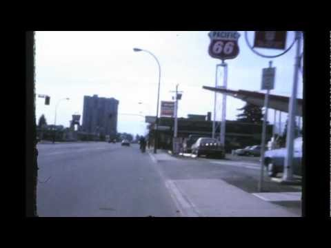 North Vancouver in 1974. Original Footage Credit to youtube user  hanssipma