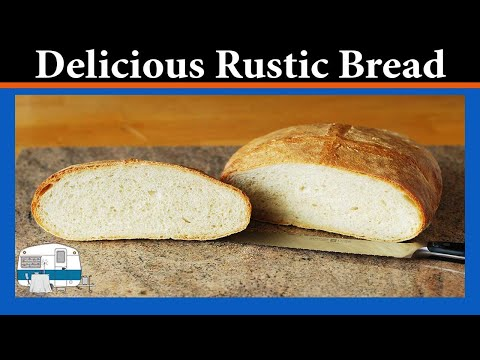 How to make a simple Rustic Bread