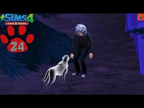 Ghost Pets |  Sims 4 Cats and Dogs Part 24
