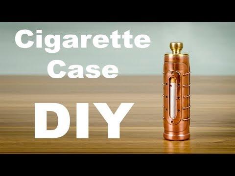 Cigarette Сase How To Make DIY
