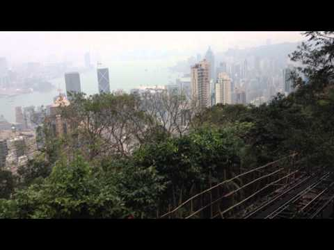 Hong Kong peak !!