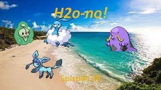 "Total Pokemon Island Episode 28 ""H2o-no!"""