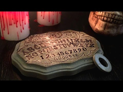 How to make a REAL Ouija board!