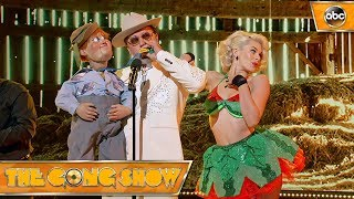 David Arquette – The Gong Show