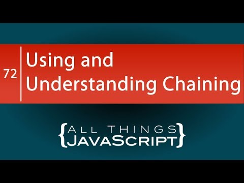 JavaScript Tip: Understanding and Using Chaining