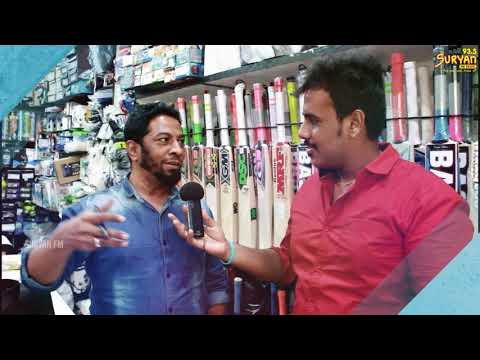 Chennai's 'sports lane' - Walajah Road