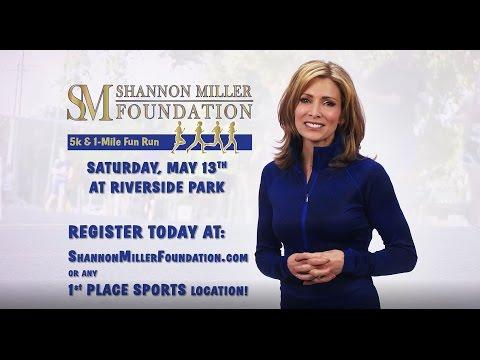 The 2017 Shannon Miller Foundation 5K & Children's Fun Run