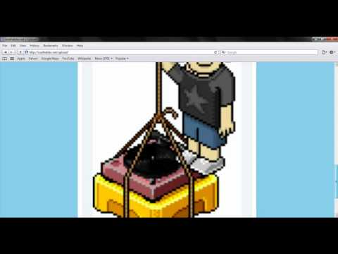 Image upload and sharing | Habbo Fansite Help
