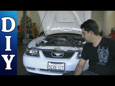 How to Replace an Engine Oil Filter Housing Gasket - Ford Engine V6 V8