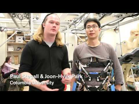 An Exoskeleton Spine Brace for Scoliosis