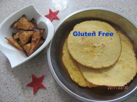 Chickpea Tortillas & Chips, Gluten Free