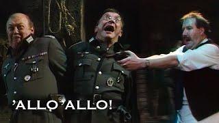Rescuing The Colonel From The Resistance | Allo' Allo'! | BBC Comedy Greats