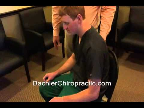 How To Relieve Tension in Upper Back Simple Exercise
