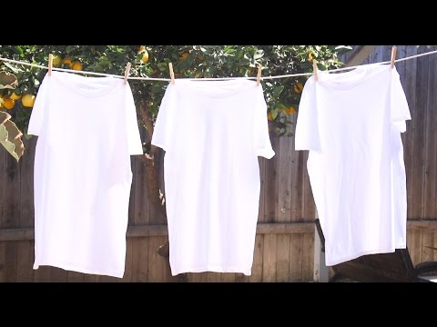 How to Whiten Your Laundry With Lemons