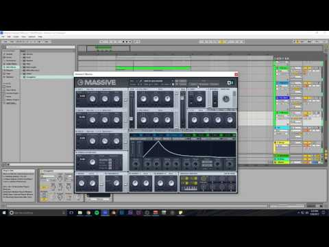 Making Melodic Dubstep in Ableton #1 (Track From Scratch)