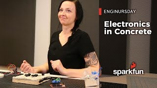 Enginursday: Electronics in Concrete