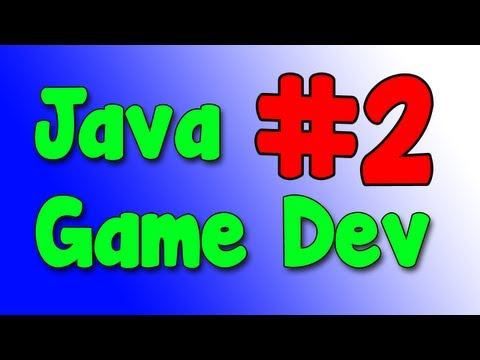 Java Game Development #2 - Creating our JFrame