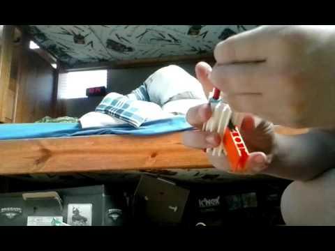 Mini knex gun tutorial