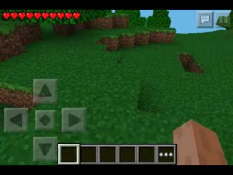 Minecraft PE 0.7.5 alpha review