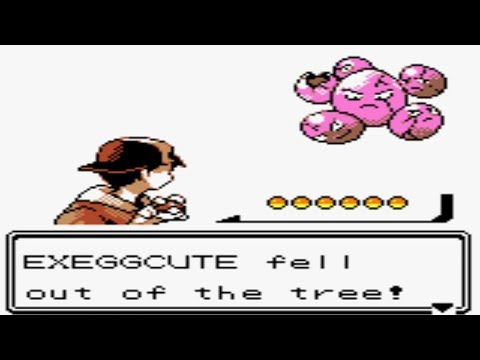 Pokémon Gold and Silver - Catching Exeggcute and Get TM02 Headbutt (Part 40)