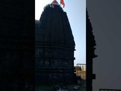 Shiv Mandir Internal & external view  Saptashrungi Mandir Vani Nashik Maharashtra