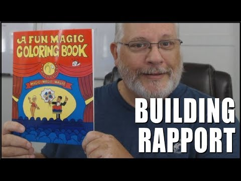 Building Child Rapport with MAGIC