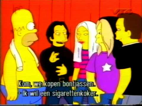Homerpalooza - Sonic Youth (1996)