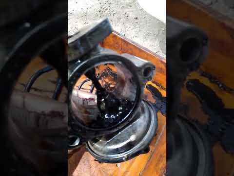 Toyota innova  EGR valve decarbonizing