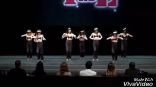 Baile mezcla