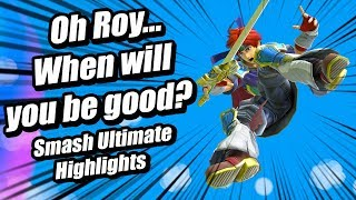 Roy... When will you be GOOD? | Xanadu 293 Smash Ultimate Highlights