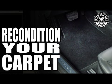 How To Clean Floor Mats - Chemical Guys Car Care