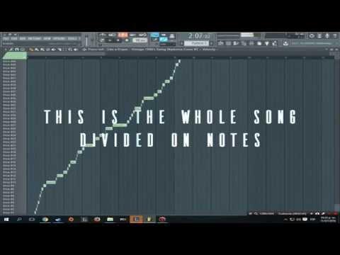 How to make ChillHop Fl Studio (How i made Chillhop) Flp free!