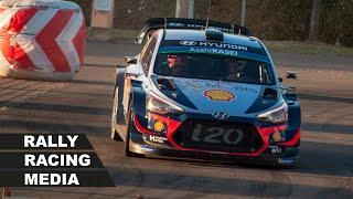 WRC Deutschland 2018 - SS1 | ACTION & MISTAKES