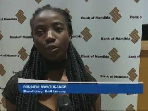 BoN awards bursaries to eight students - NBC