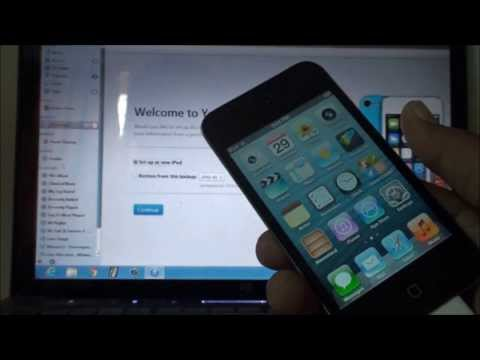 How to remove password on your iPhone ipad ipod without losing data ios 7/6 iphone 5S/5C