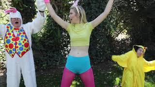Behind the Easter Workout - Pamela Pupkin