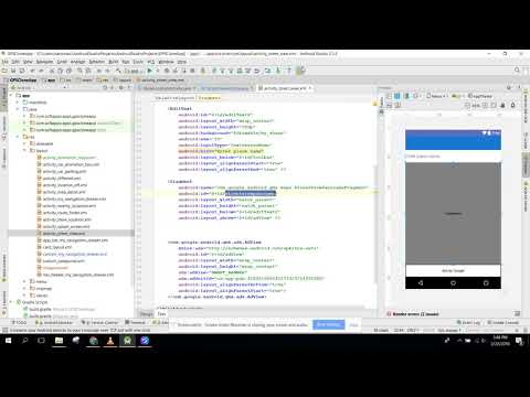 Google Maps API Tutorial in Android Studio PART 10 (StreetView)