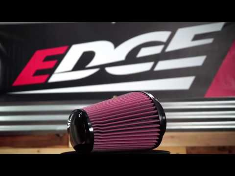 Edge Products Jammer Performance Cold Air Intake System Ford 6.7 Power Stroke Diesel