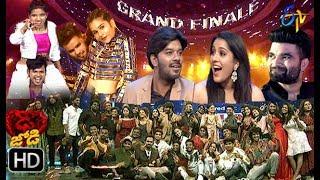 Dhee Jodi Grand Finale | 4th September 2019   | Full Episode | ETV Telugu