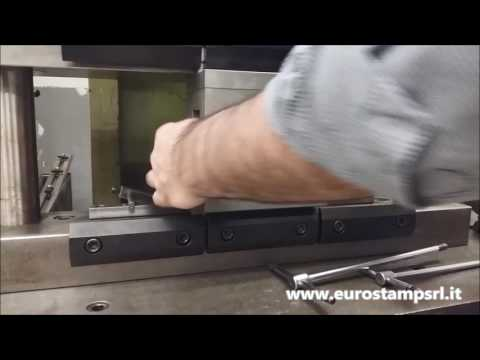 Louver Tools by Eurostamp srl