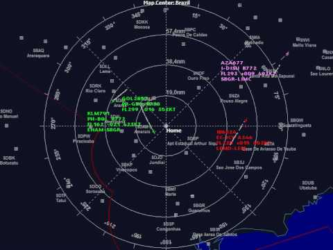 AirNav RadarBox - Site TelaRadar
