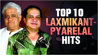 Laxmikant-Pyarelal Top 10 Hit Songs | Best of Laxmikant-Pyarelal | Evergreen Hindi Songs | Vol 2