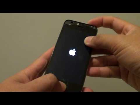 iPhone 5S: Fix Issue With Black Blank Screen