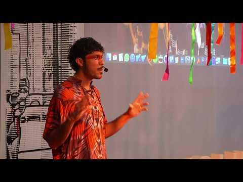 Corpo e Resistência no Reconhecimento de Matrizes Indígenas | Rafael Cabral | TEDxCESUPA