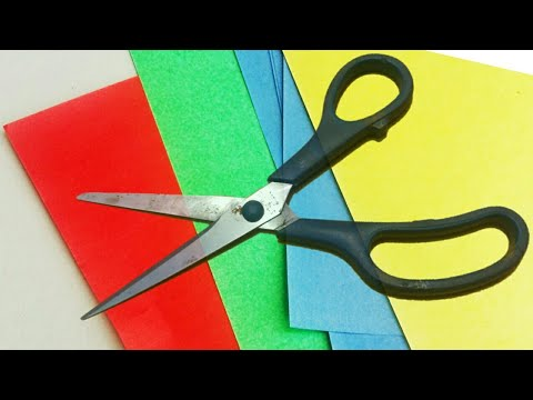 easy paper craft ideas  for kids | DIY - art and craft | hack and tricks