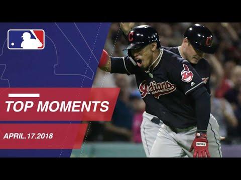 Top 10 Moments around MLB: April 17, 2018