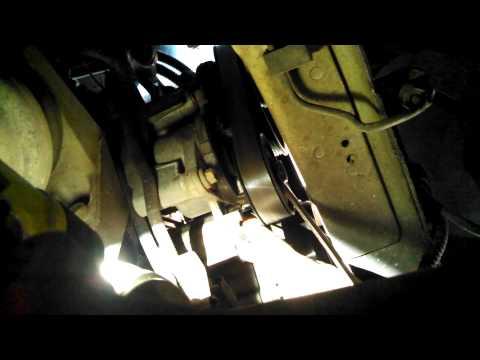 Serpentine belt replacement Ford Windstar 3.8L V6 2000